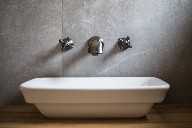 Hotel Vault Ljubljana - Bathroom Detail