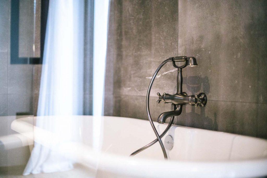 Hotel Vault Ljubljana Bathroom