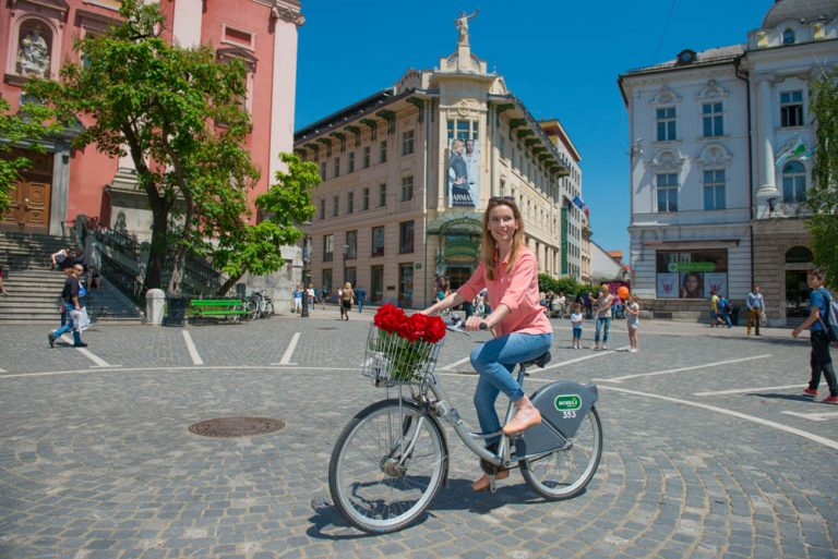 Ljubljana Bicycle City
